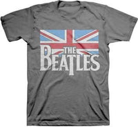 The Beatles British Flag T-shirt