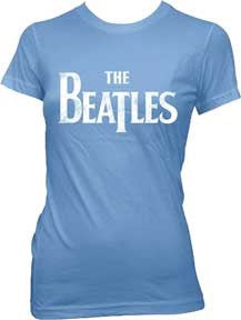 Ladies Beatles Logo Ladies T-shirt