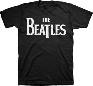The Beatles Logo T-shirt
