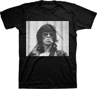 The Rolling Stones Keith Richards T-shirt
