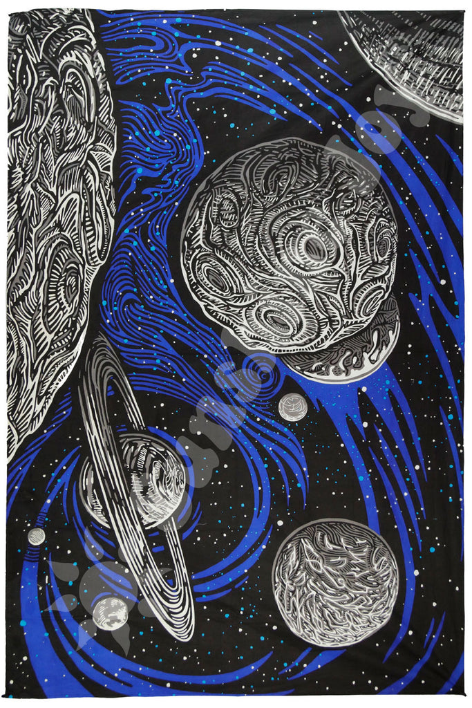 Tapestry-Galactic Space in 3D & Glow in the Dark