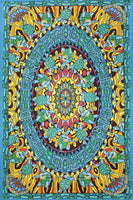 Grateful Dead Terrapin 3D Tapestry