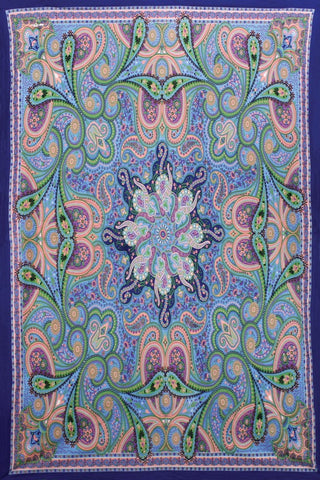 Tapestry In 3D with Infinity Star Design