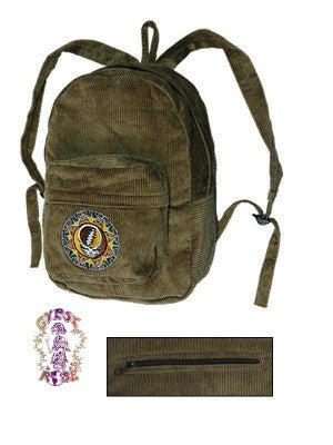 Grateful Dead SYF Embroidered Backpack