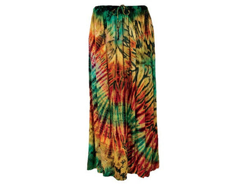 Mudmee TieDye Long Skirt