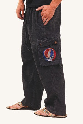 Grateful Dead Corduroy Mens Cargo Pant