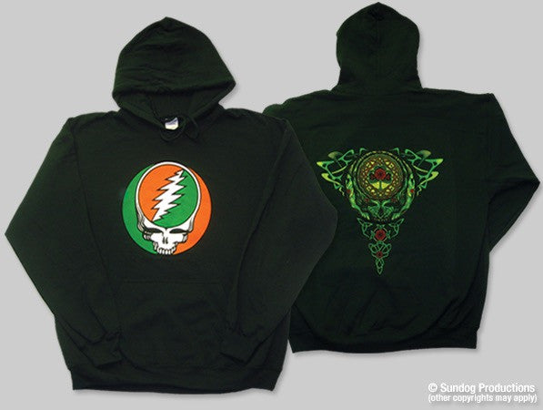 Grateful Dead Celtic Knot Hoody