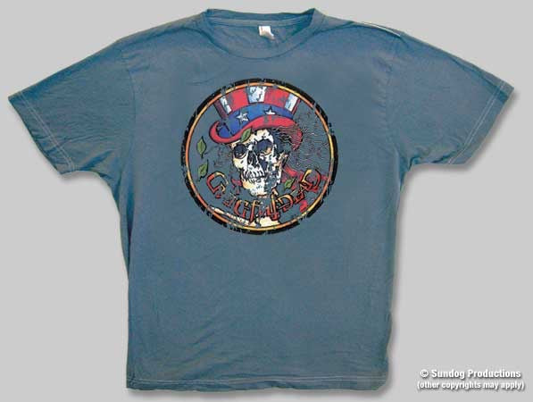Grateful Dead Vintage Psycle Sam T-shirt