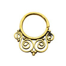Septum Brass Design