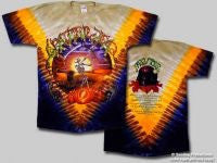 Grateful Dead Harvester TieDye T-shirt