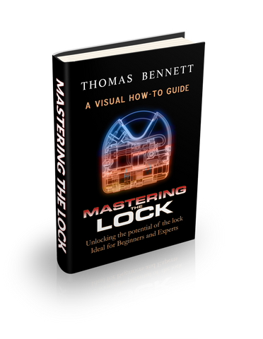Mastering the lock ebook 3d cover of ebook