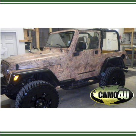 JEEP-120R - JEEP Truck Kit (Removable)