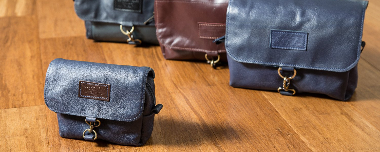 A Happy Accident: the Story of the Mini Dopp Kit