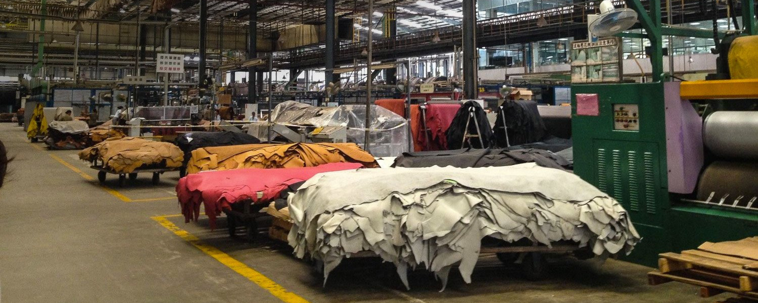 Behind the Scenes: Upcycling Excess Leather in China
