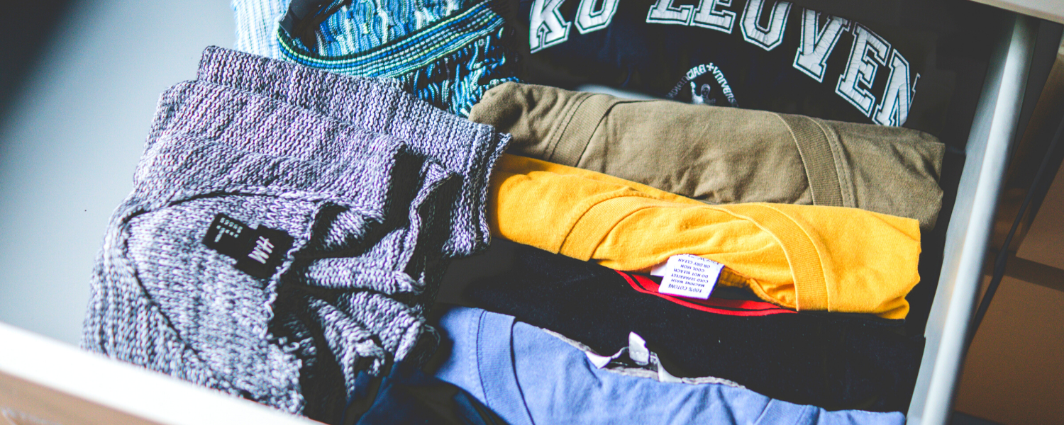 What To Do with Your Clothes When You're Done with Them