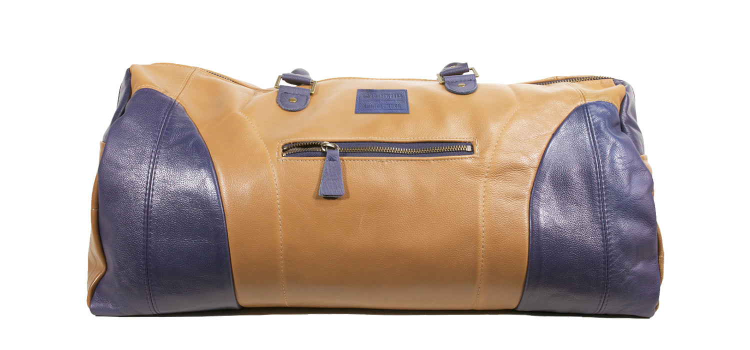 Chicago Tribune: Looptworks Converts Old Airline Seats into Stylish Bags