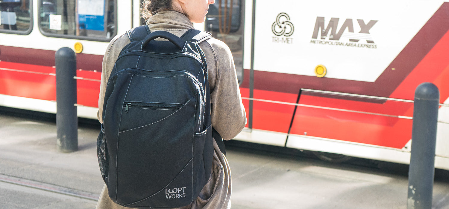 Upcycle Fashion: Looptworks Love - Kasum Backpack