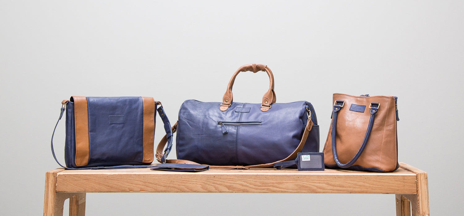 Branding Magazine: The Latest Bag is Made From Airplane Seat Covers