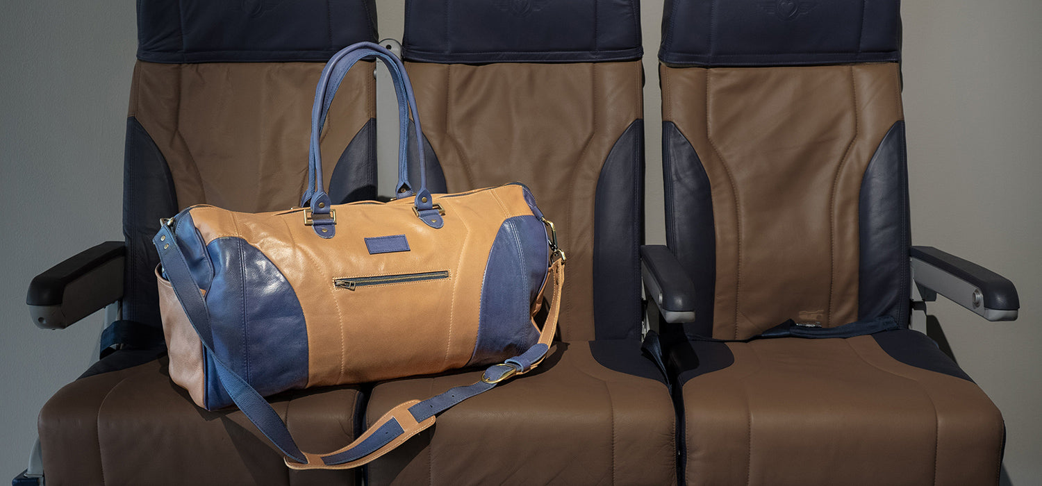 Forbes: Turning Southwest Airline Seats into Bags and Apparel