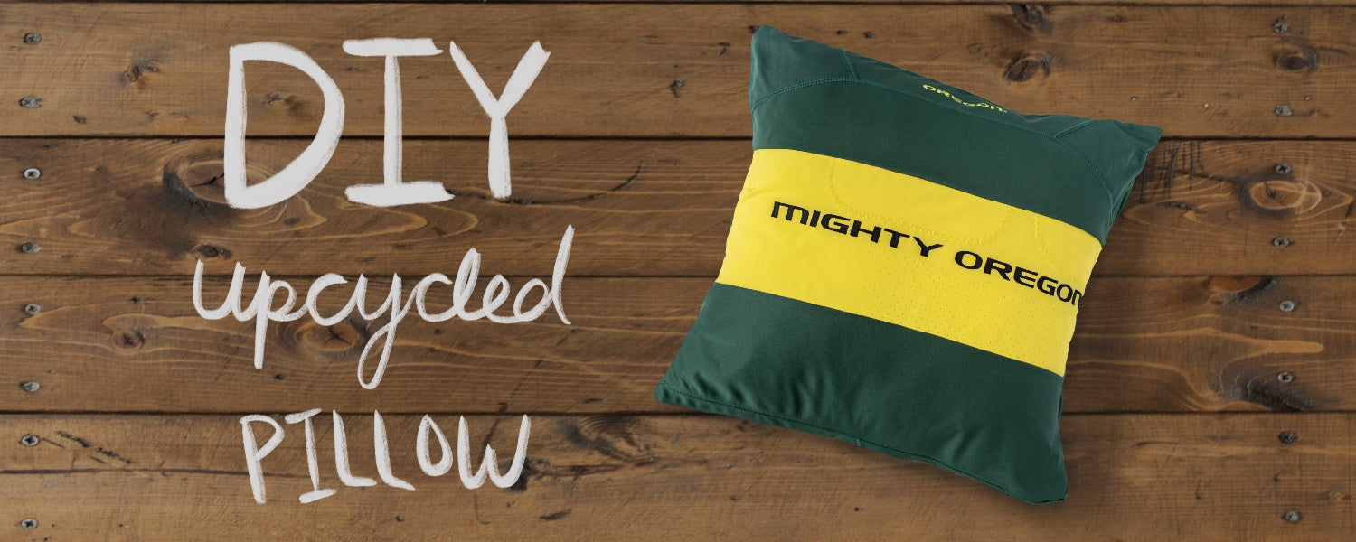 DIY Upcycled Pillow