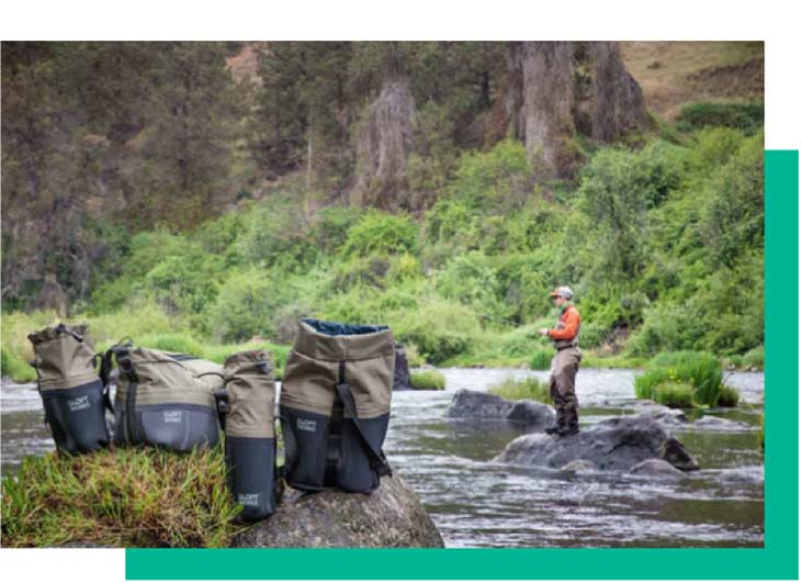 Patagonia: Catch & Release Collection