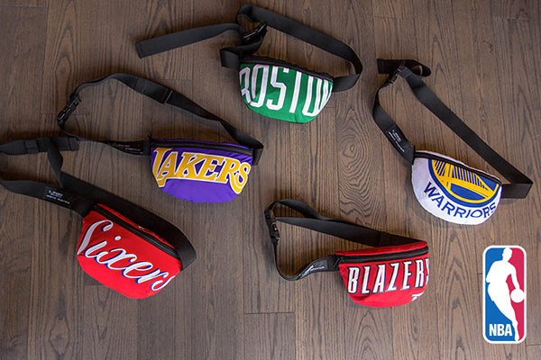 NBA: Upcycled Jersey Collection