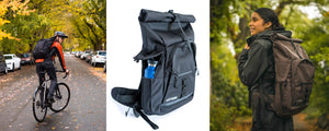 Springwater Rolltop Backpack