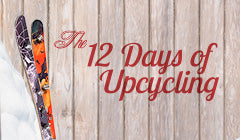 the 12 days of upcycling
