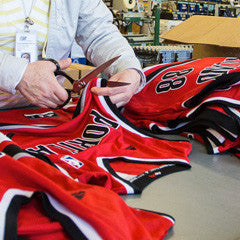 deconstructing blazer jerseys