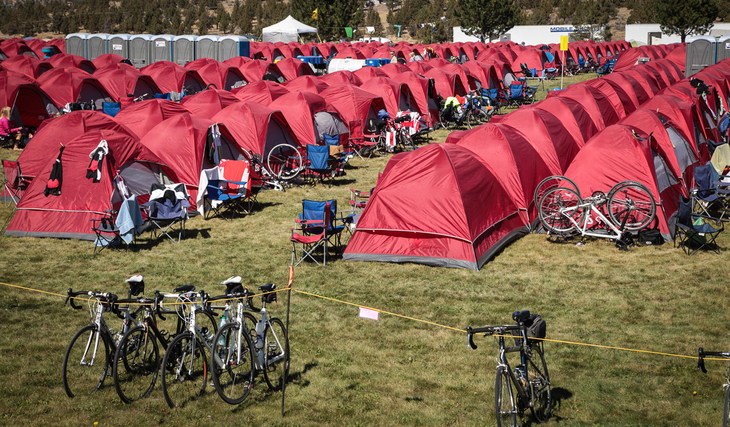 cycle oregon tents