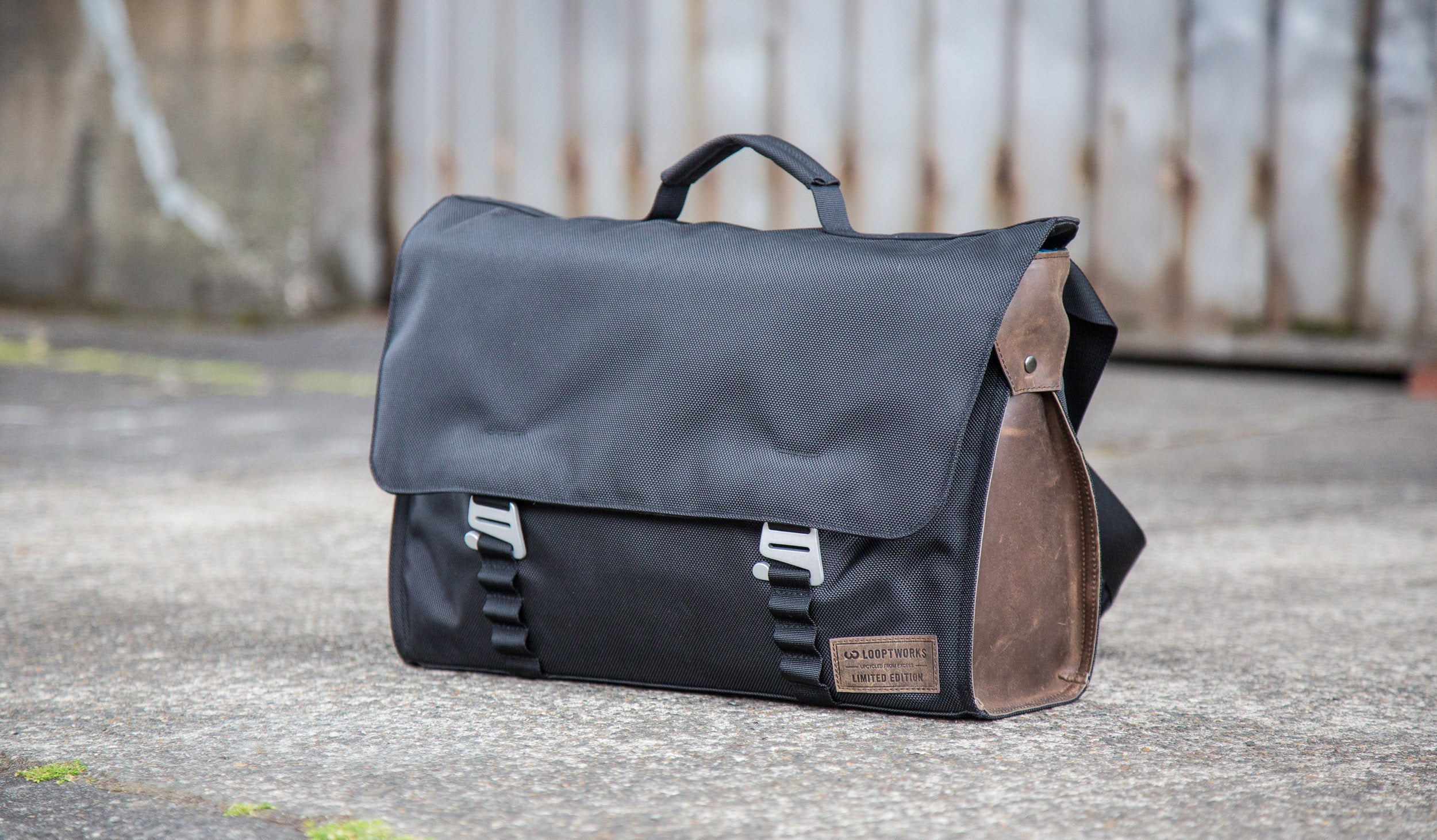 Northwest Messenger Bag