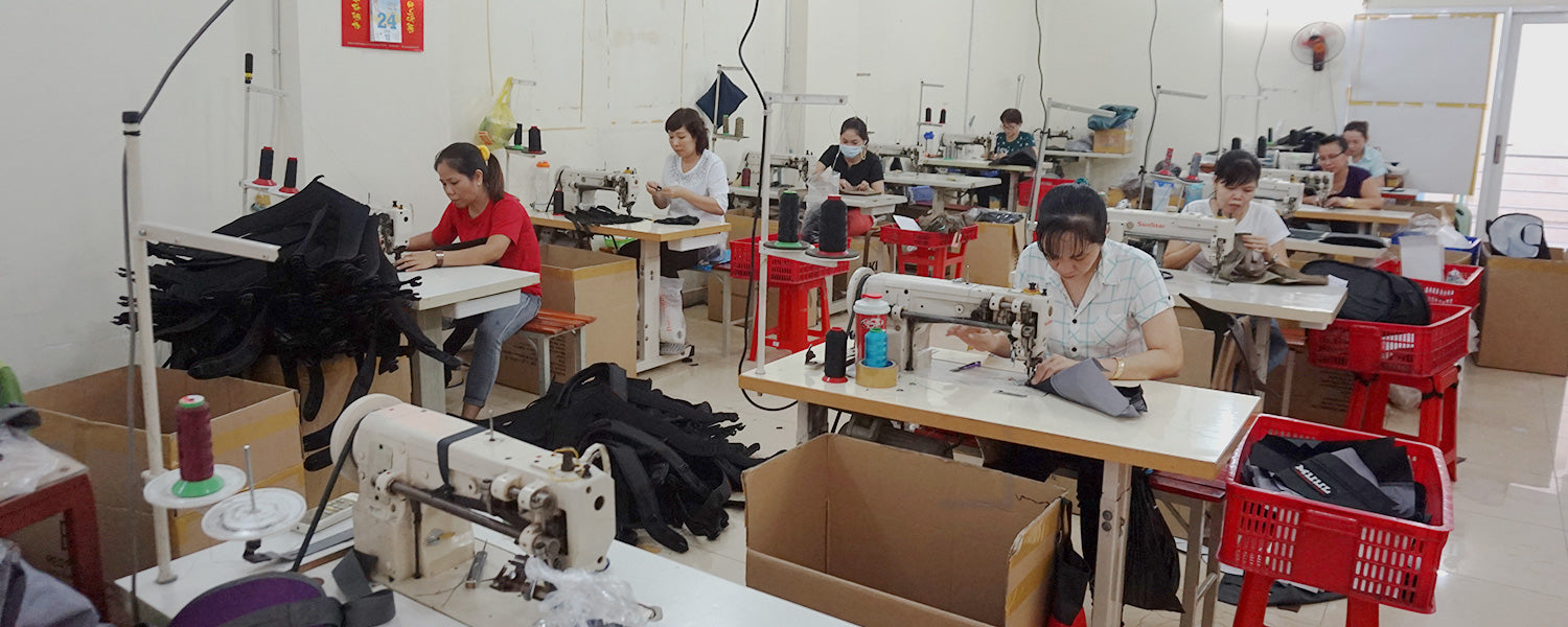 bag manufacturing in vietnam