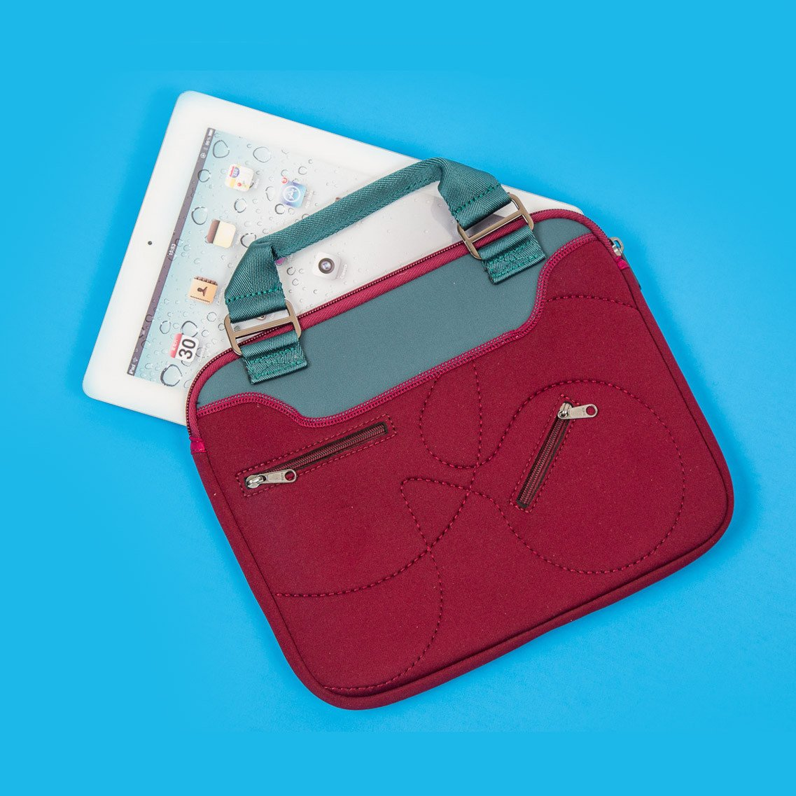 "Travel Hoptu 10"" Sleeve Laptop & Tablet Cases - Looptworks"