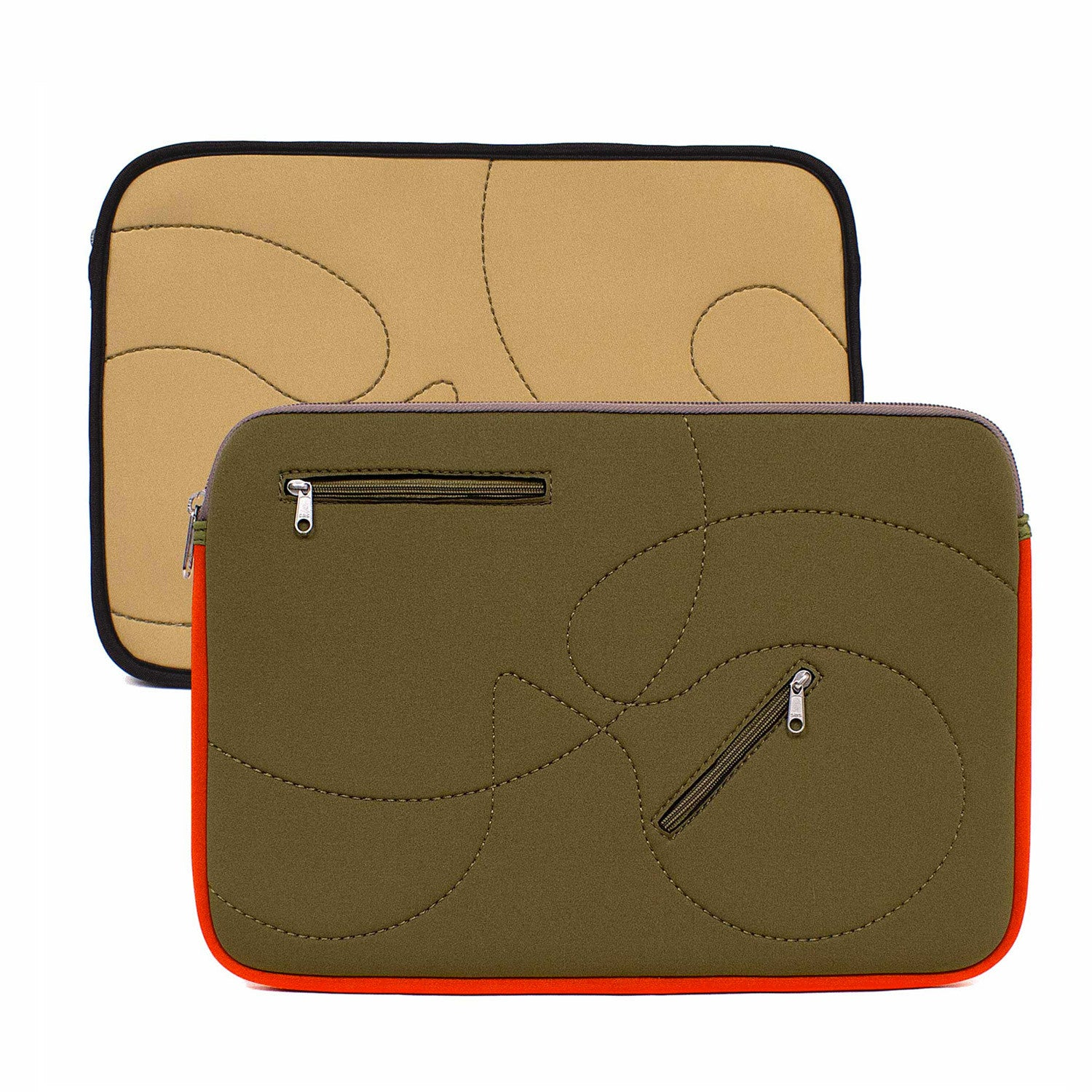 "Reversible Hoptu 11"" Sleeve Laptop & Tablet Cases - Looptworks"