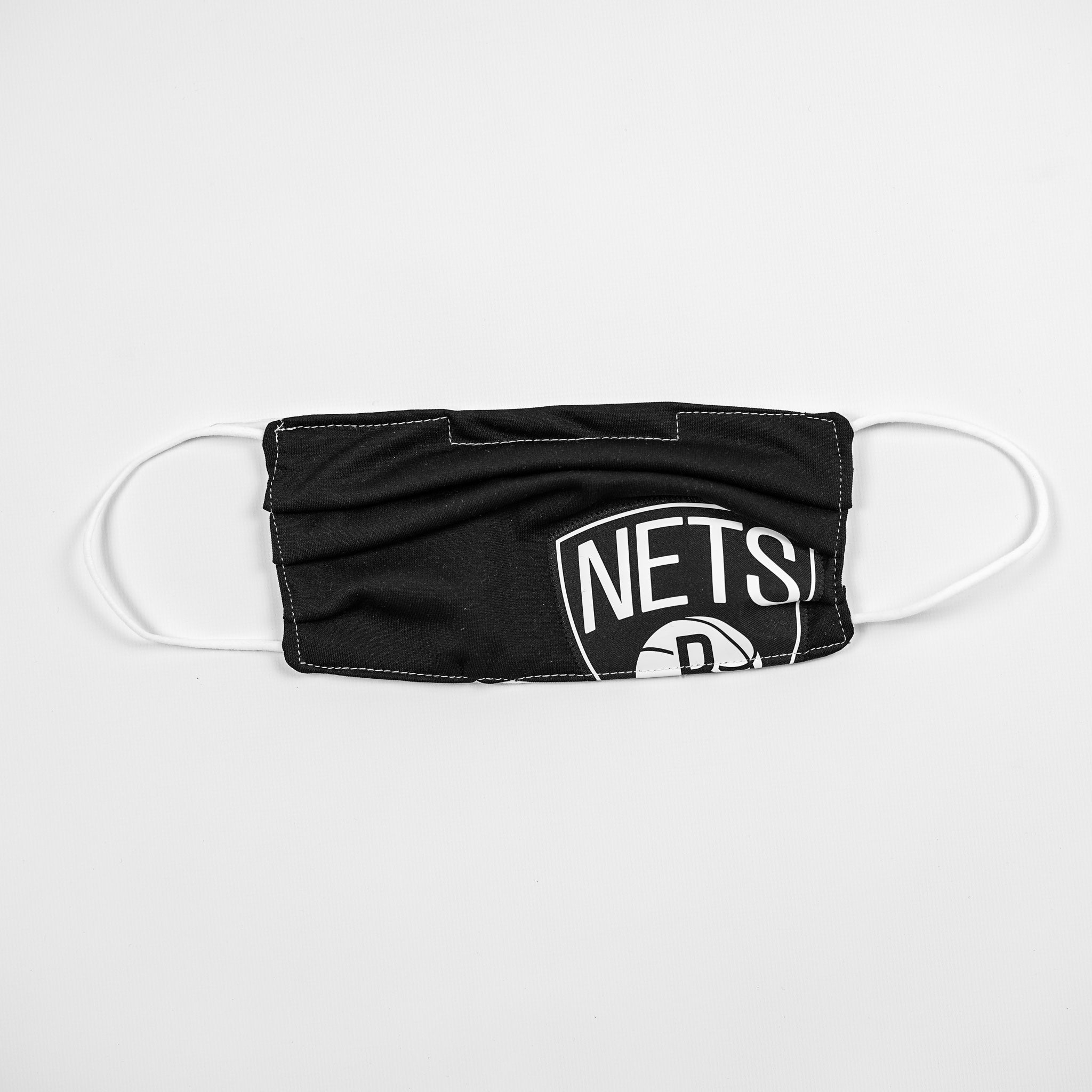 The Upcycled NBA Jersey Mask - Brooklyn Nets