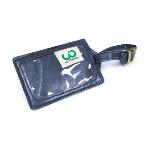 In Flight Luggage Tag