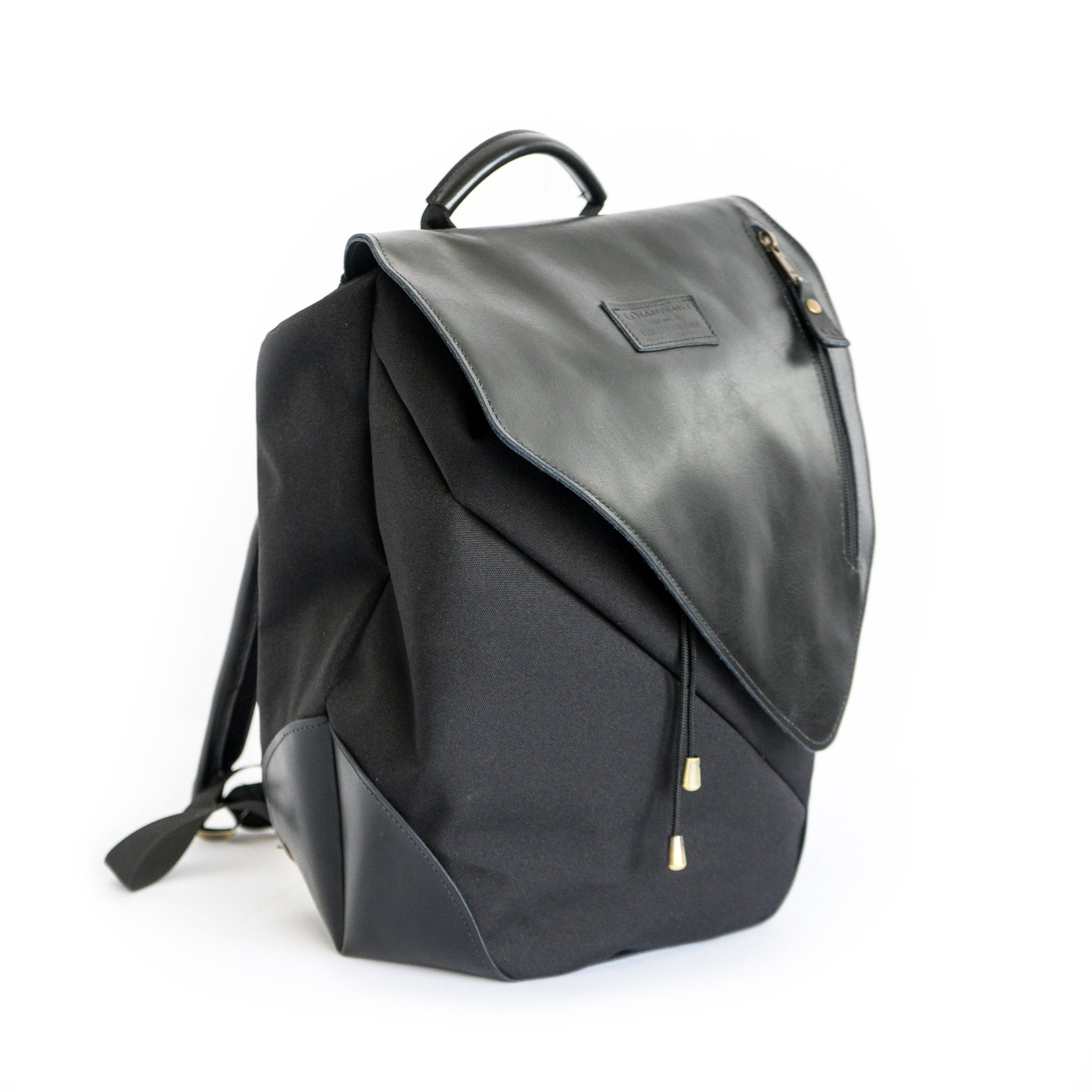 The Calvin Backpack - Black