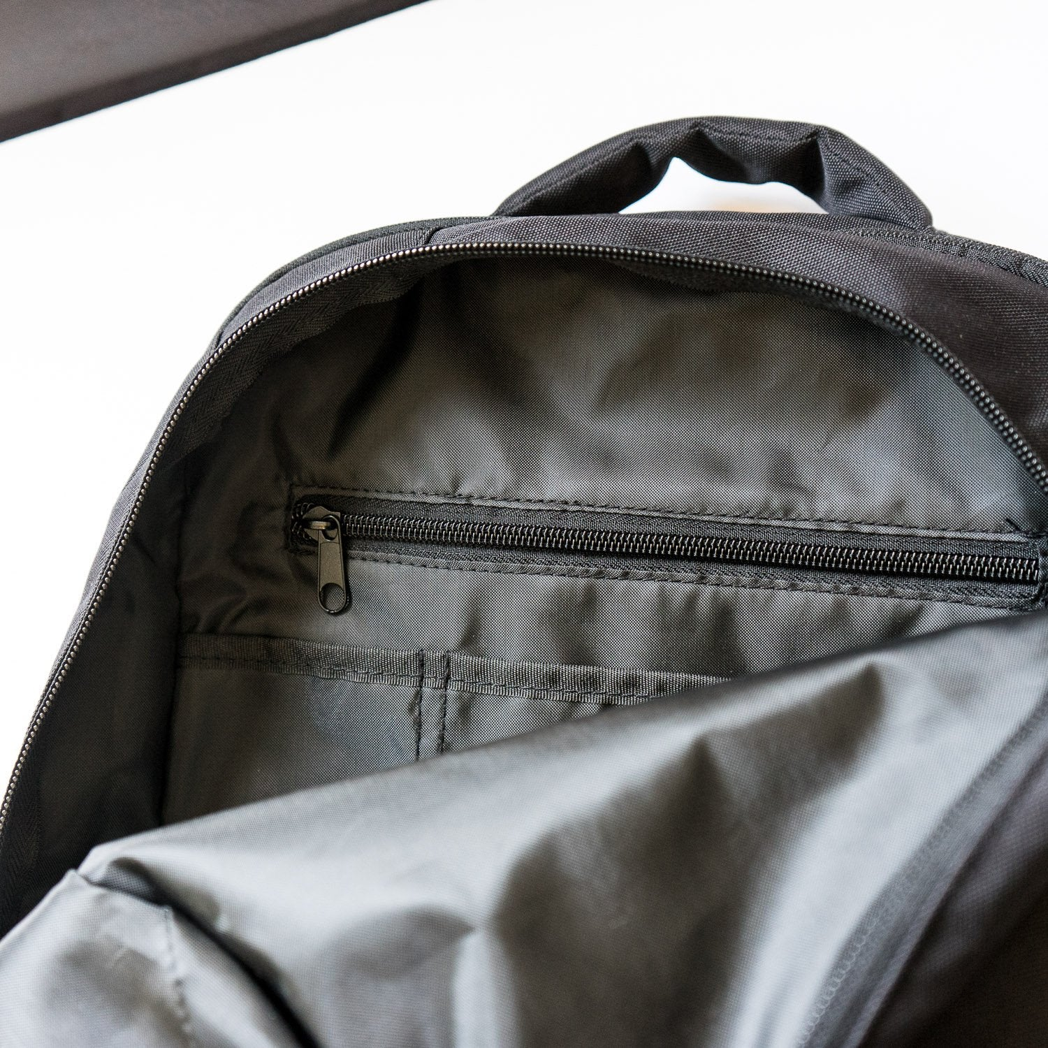 Kasum Upcycled Laptop Backpack (Black) Backpacks - Looptworks