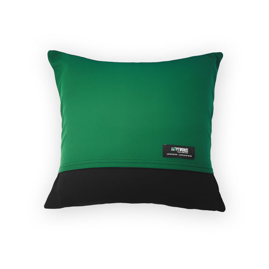 Bon Iver Upcycled T-shirt Pillow Accessories - Looptworks