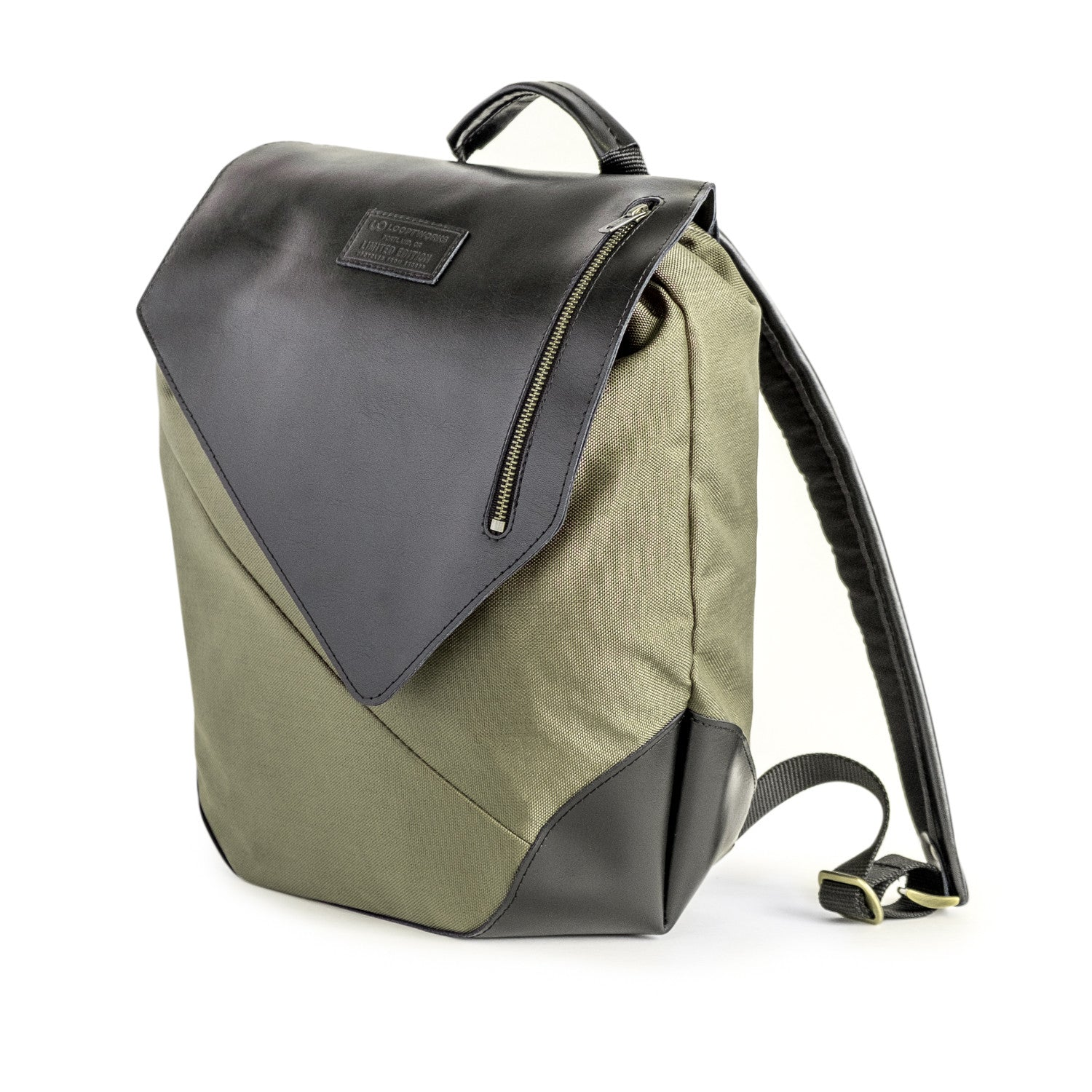 The Calvin Backpack - Green