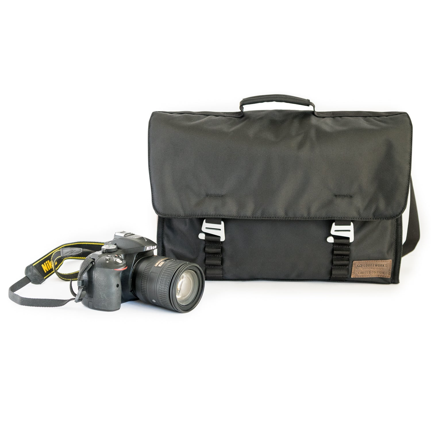 Northwest Camera Messenger Bag Messenger Bags - Looptworks