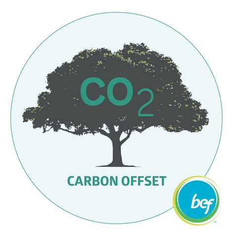 1/10 carbon offset from the Bonneville Environmental Foundation