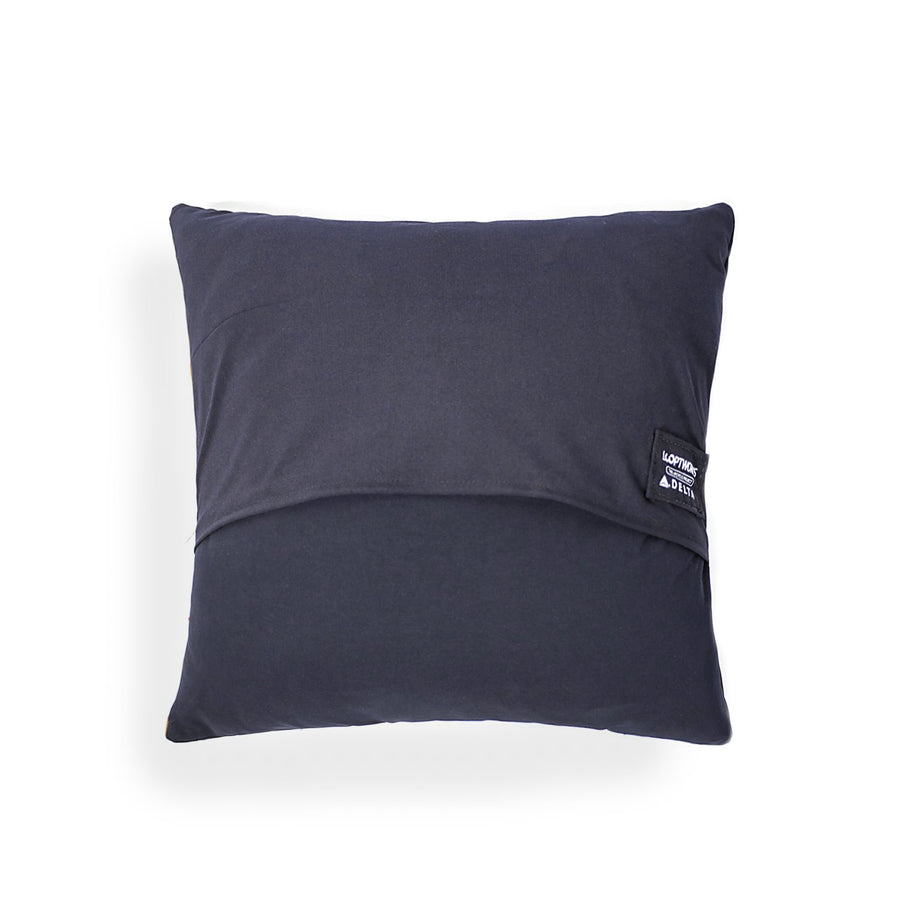 Delta Family Pillow
