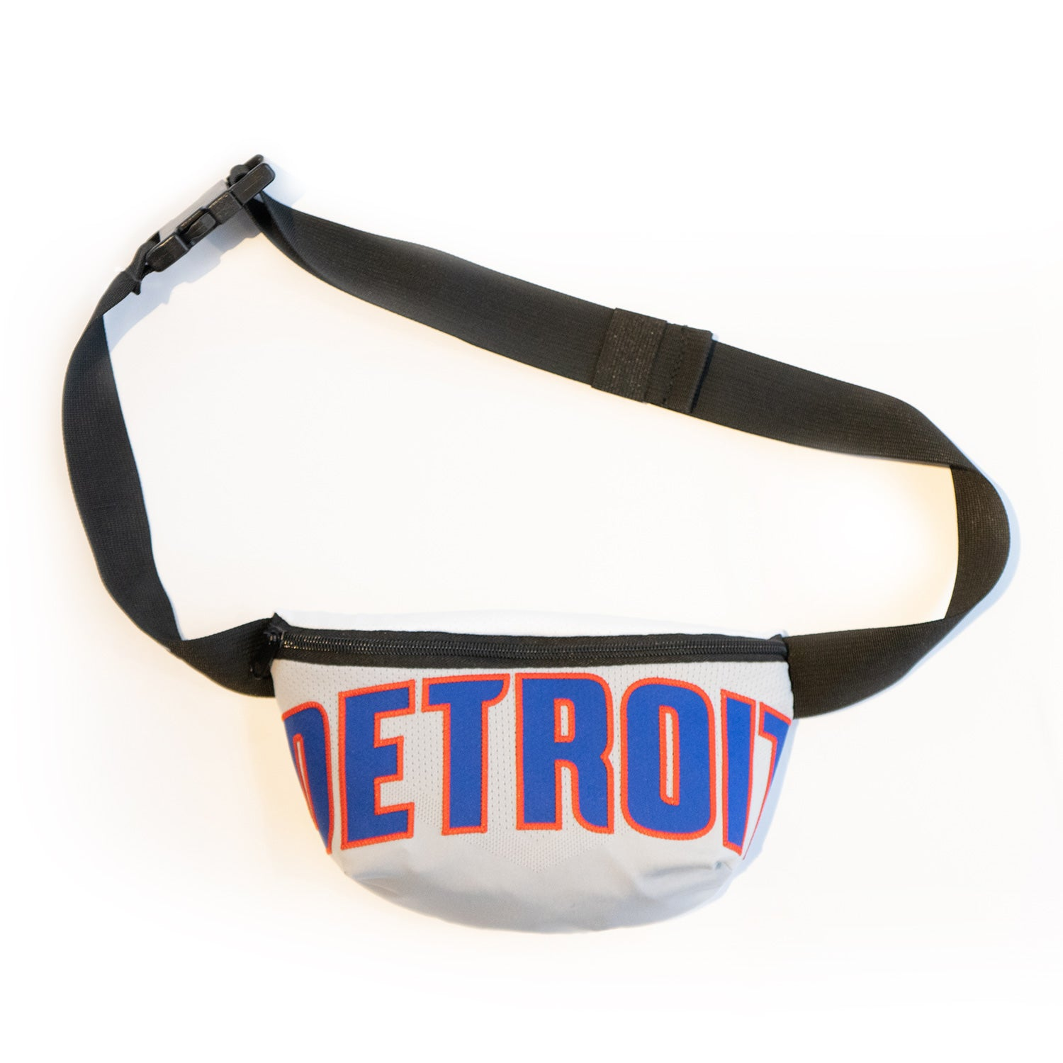 Detroit Pistons Upcycled Jersey Hip Pack Accessories - Looptworks