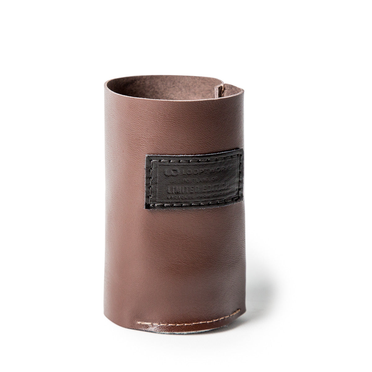 Felt & Leather Koozie Accessories - Looptworks