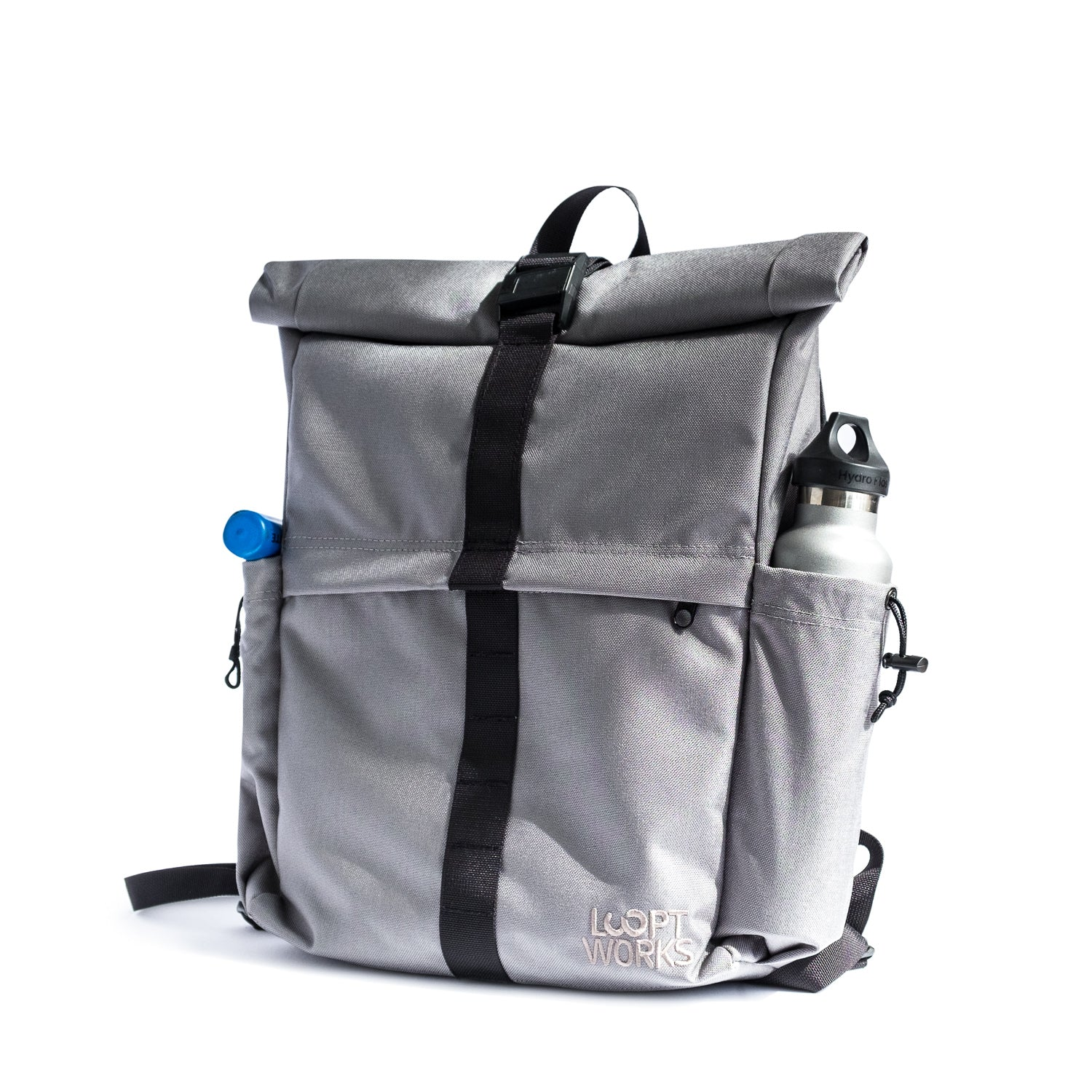 Water Resistant Roll Top Backpack- Fenix Toulouse Handball bd80c7bd41123