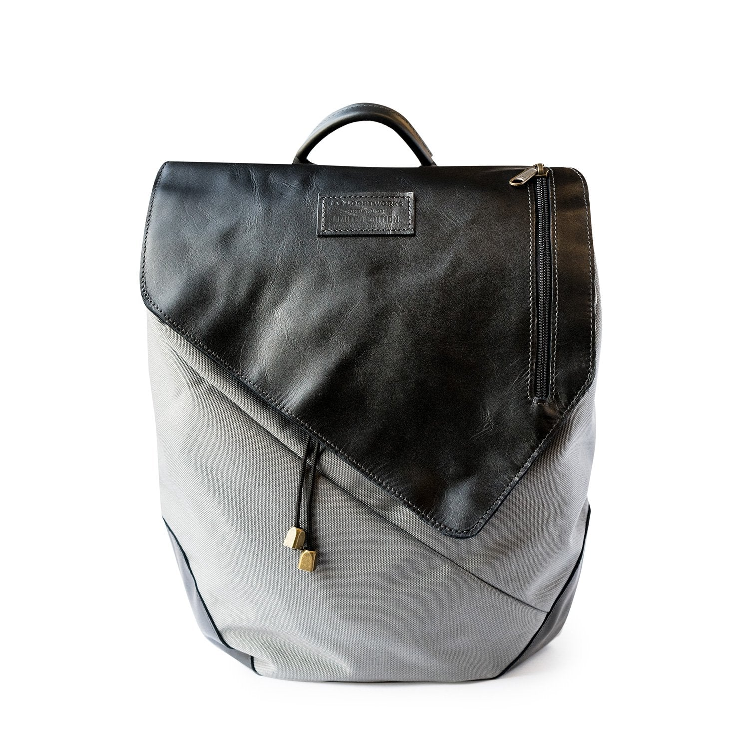 The Calvin Backpack - Grey