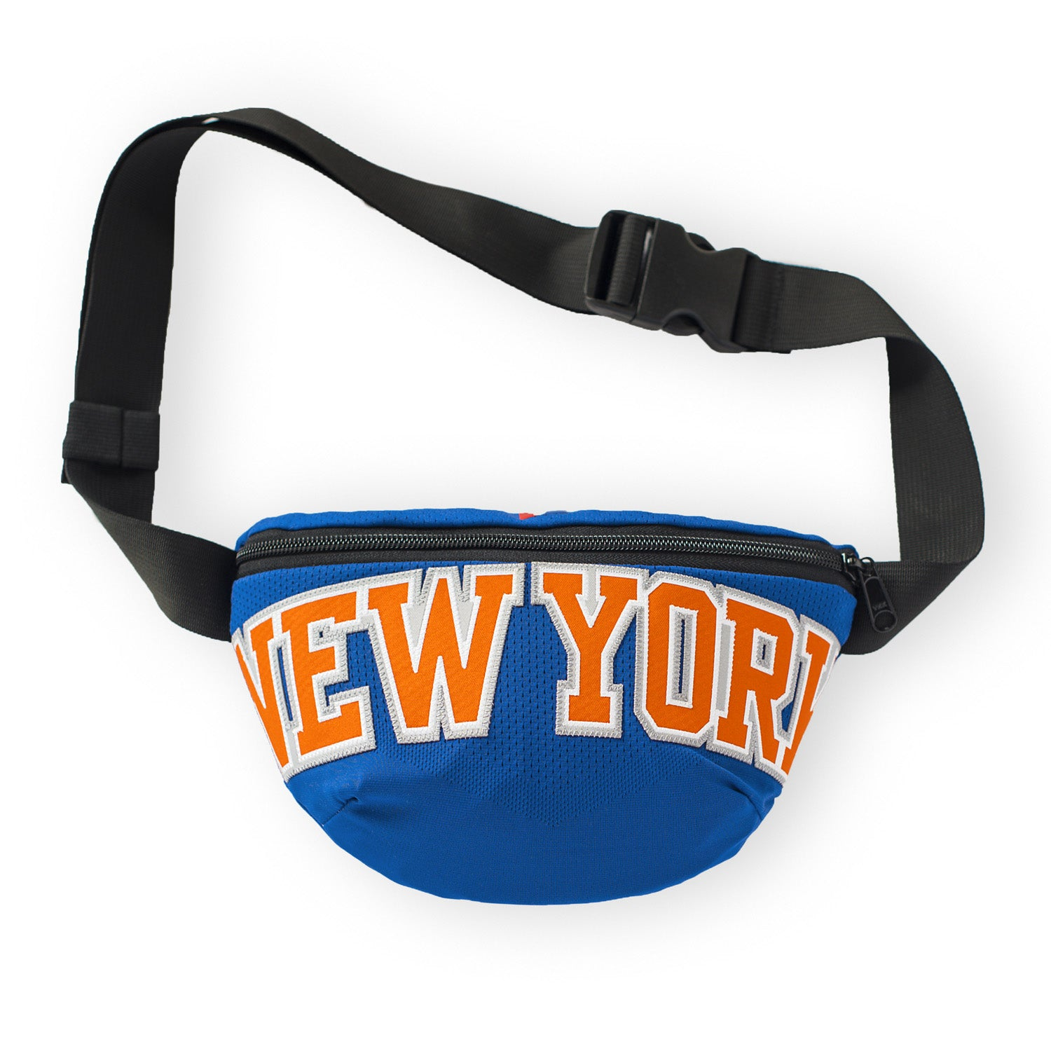 New York Knicks Upcycled Jersey Hip Pack Accessories - Looptworks