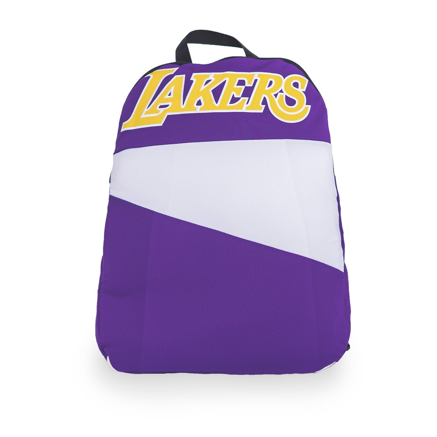 Los Angeles Lakers Upcycled Jersey Packable Backpack