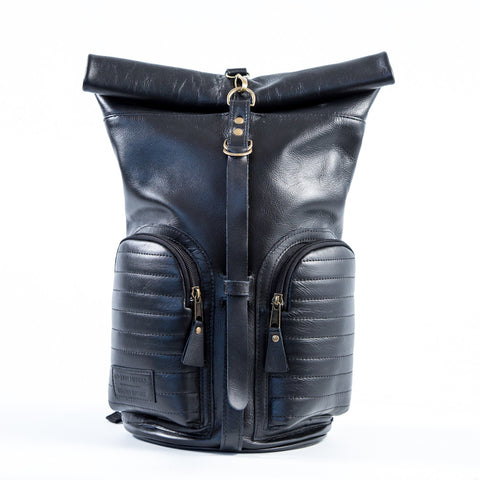Moto Sling bag made from premium leather in Portland